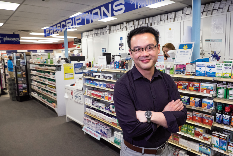 business for pharmacists