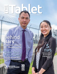 The Tablet 2018 Summer Issue